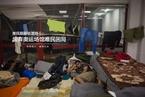 财新直击:⑤难民被困雅典废弃奥运场馆
