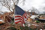 多起龙卷风袭击美国中南部 至少造成41人丧生