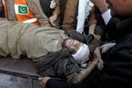 巴基斯坦一政府办公室遭炸弹袭击 致22死37伤