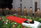 朝鲜各界人士吊唁劳动党书记金养建