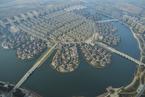 江苏丹北农民居住区场面壮观 堪比水城威尼斯