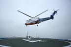 广深珠城际直升机航线开通 单程只需25分钟