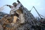 台湾南部大地震 已致至少18死