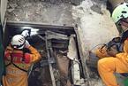 台湾地震垮楼建商遭羁押 被控偷工减料