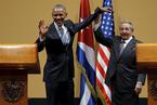 一周人物:奥巴马卡斯特罗遭遇尴尬瞬间