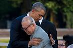 奥巴马访问日本广岛