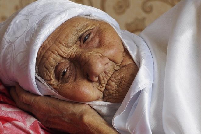 俄罗斯120岁老妇成世界最长寿者