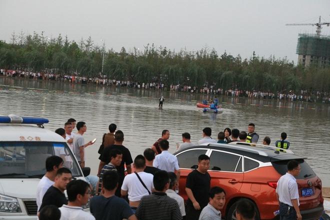 河南许昌三名男孩公园溺水身亡