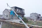 特稿 龙卷风过后没有屋顶的村庄