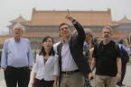 一周人物:希腊总理访华 奥巴马助阵希拉里竞选