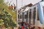 意大利南部发生火车相撞事故