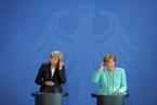 一周人物:特蕾莎·梅访问德国 会晤默克尔