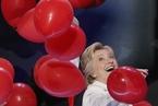一周人物:希拉里赢得民主党总统候选人提名