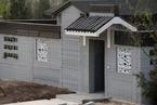 3D打印别墅亮相山东滨州 每平方米造价5000元