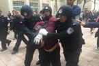 济南一中学2人被砍1人被劫持 警方成功制服歹徒