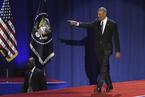 奥巴马发表告别演讲泪洒现场 8年总统生涯将结束