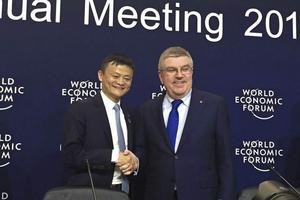 Alibaba Strikes 12-Year Partnership Providing Services to Olympics