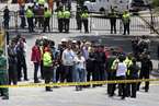 哥伦比亚首都波哥大发生爆炸 至少30余人受伤