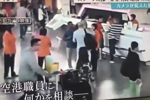 日媒曝光金正男机场遇刺全程录像
