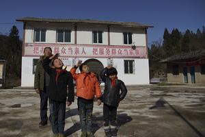 重庆一村小仅剩3名学生和1名老师