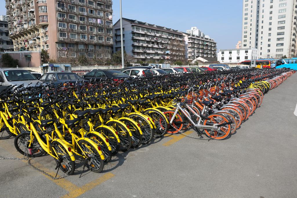 风口上的车:巨额资本拥抱下的共享单车