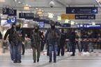 德国火车站发生持斧砍人事件 至少5人受伤