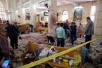 埃及两所教堂棕枝主日发生爆炸 已致数十人死亡
