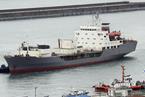 俄太平洋舰队支队时隔3个月再度访韩