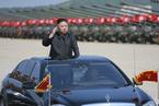 朝鲜举行史上最大规模火力演习庆祝建军节