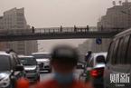 沙尘暴影响13省份 多地方PM10破千