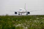 国产C919将于今日首飞 如天气条件不具备则顺延