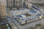 俄罗斯列宁格勒州在建学校发生坍塌 致1人死亡