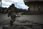 菲律宾马拉维危机:军方击毙31名反政府武装分子