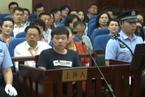 于欢案二审庭审现场 其母苏银霞作为证人出庭