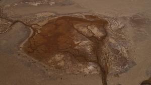 """探访大漠系列报道之一:""""消失""""的居延海"""