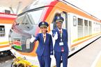 中国承建的肯尼亚蒙内铁路今日正式通车