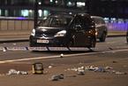 英国伦敦桥发生汽车冲撞行人事件 已认定为恐袭