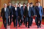 韩国总统文在寅任命韩首位女外长