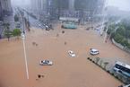 长江2017年1号洪水形成  超150次列车停运