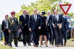 荷兰举行马航MH17空难纪念碑揭幕仪式