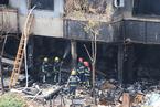杭州一店铺发生爆燃事故 已致2人死亡55人受伤