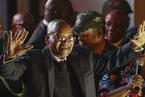 南非反对阵营联袂弹劾