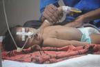 70名儿童疑因遭断氧死亡震动印度 医疗事故追责引政坛风暴