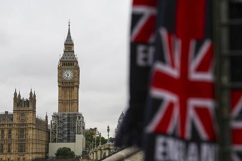 """伦敦大本钟将进入4年""""静音模式"""""""