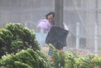 """台风""""天鸽""""已致16人死亡 气候变化致中国沿海台风灾害更加频繁"""
