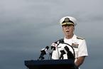 """美军""""麦凯恩""""号驱逐舰中发现失踪船员遗骸"""