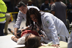 墨西哥中部发生7.1级地震 已造成至少42人死亡