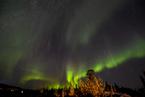加拿大进入北极光最佳观赏时间