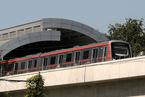 北京首条无人驾驶地铁线开始空载试运行