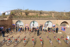 首批20辆摩拜单车正式投放贫困村